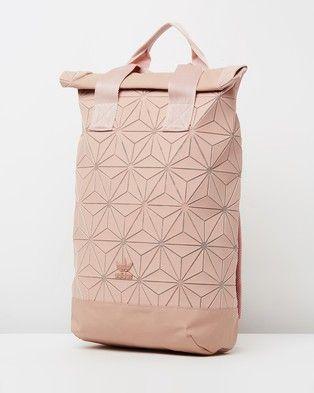 3d Roll Top Backpack Mesh Backpack Rolltop Backpack Leather Backpacks School