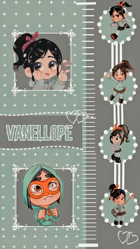 Wallpaper Png Vanellope