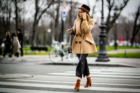 The Fashion Girl's Guide to Parisian Street Style | Go Matchy-Matchy
