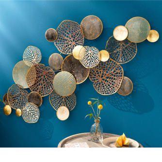 9296100 innenausstattung deko wand wanddekoration licht designer