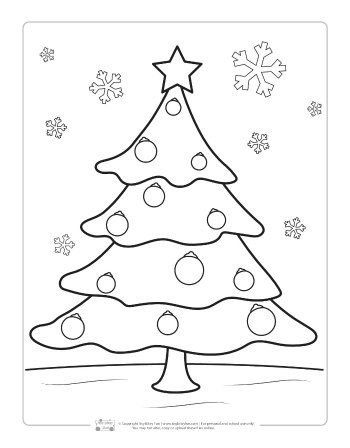 Free Christmas Coloring Pages Itsybitsyfun Com Christmas Tree Coloring Page Free Christmas Coloring Pages Christmas Coloring Pages