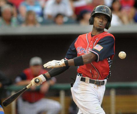 Dee Gordon Albuquerque Isotopes Minor League Baseball Albuquerque Isotopes League