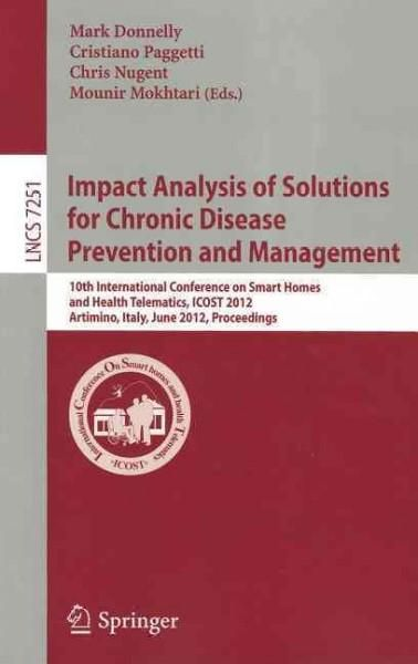 Impact Analysis Of Solutions For Chronic Disease Prevention And