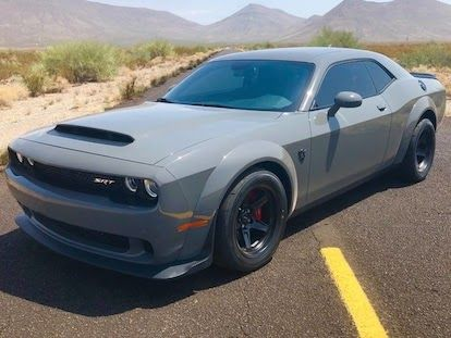 Dodge Demon Price Used In 2020 Dodge Challenger New Dodge Challenger Dodge Challenger Srt