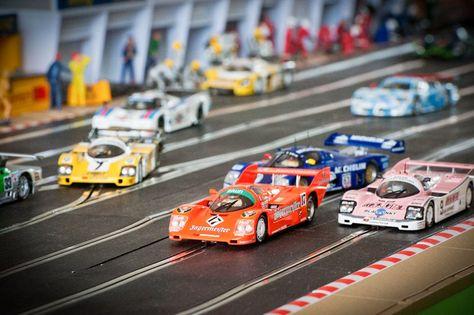 Scalextric Tracks Hire Scalextric Track Scalextric Digital Slot Car Tracks