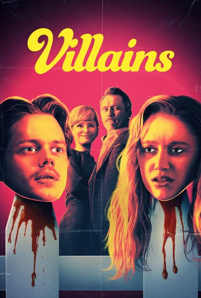 Movie Trailers Villains Trailer Mickey And Jules Are Lovers On The Run Headed Southbound For A Fresh Start In The Villain Film Villain Breaking Bad Movie