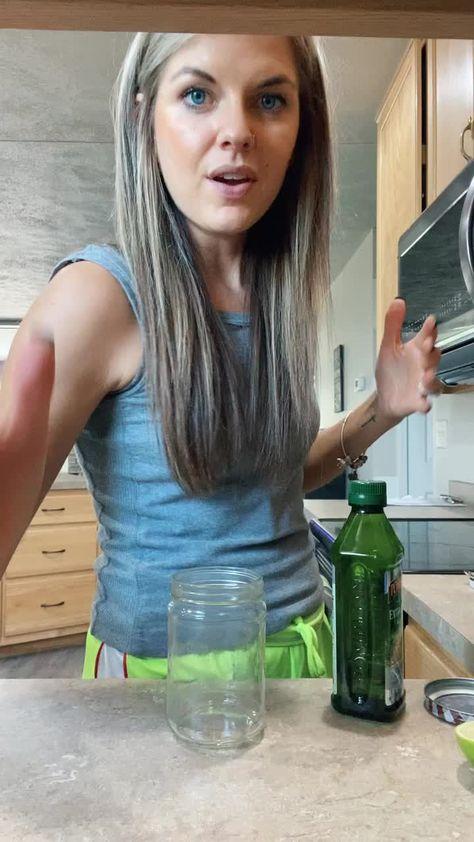 Hailey Peters(@happyhealthyhailey) on TikTok: My homemade vinegaratte dressing #homemadedressing #healthyliving #saladdressing #howtomakeit