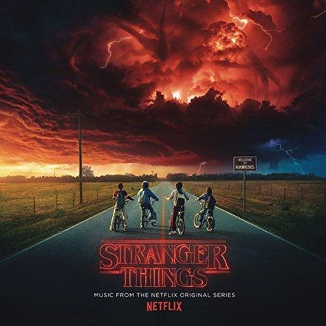 Stranger Things: Music from the Netflix Original Series - Default