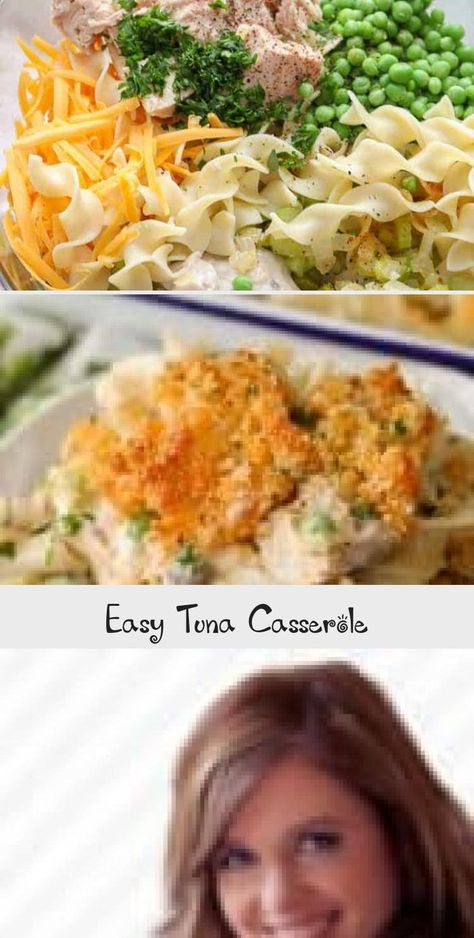 Tuna casserole is one of those comforting casseroles your mom used to make. It is seriously easy and delicious! #spendwithpennies #tuna #casserole #tunacasserole #tunanoodlecasserole #cheese #noodles #FoodandDrinkMainDishes