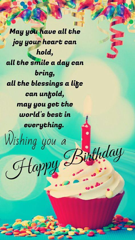 Beautiful Inspirational Happy Birthday Wishes Images Birthday Wishes For Myself Happy Birthday Wishes Images Happy Birthday Wishes Quotes