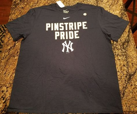 new arrivals 3f46a ca324 Details about NY New York Yankees BUCK FOSTON T-Shirt S-2X ...