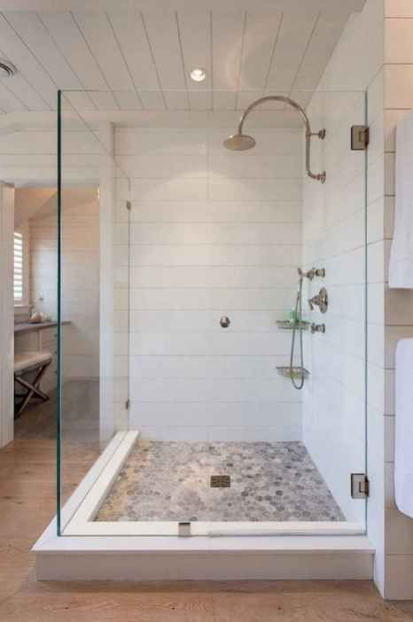 15 Cool Bathroom Shower Tile Remodel Design Ideas In 2020