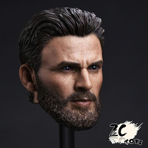 ELITE TOYS 1//6 The Avengers Thor Braid Head Sculpt Model F  Male Figure action