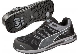 Sicherheitsschuh Im Laufschuh Design Von Der Marke Puma Sicherheitsschuhe Schuhe Und Laufschuhe