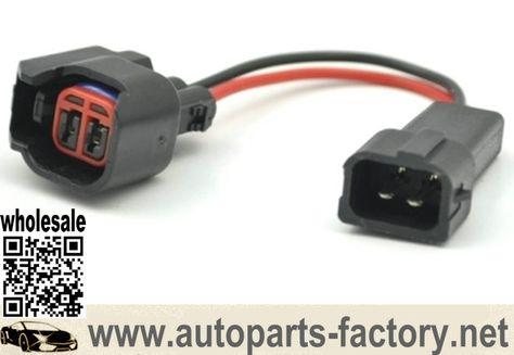 ev6 ev14 USCAR Fuel Injector Pigtail Connectors sr20det rb30 GTR FAST ls2 ls3 GM