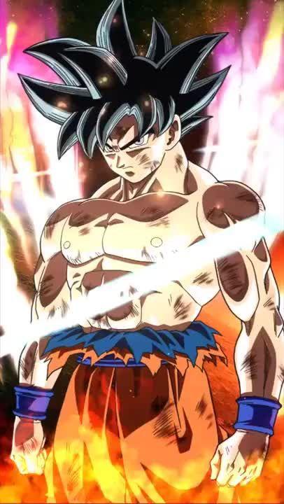 Anime Live Wallpaper Android Dragon Ball Super 2 Live Wallpaper Goku Ultra Inst En 2020 Fond D Ecran Goku Goku Fond Ecran