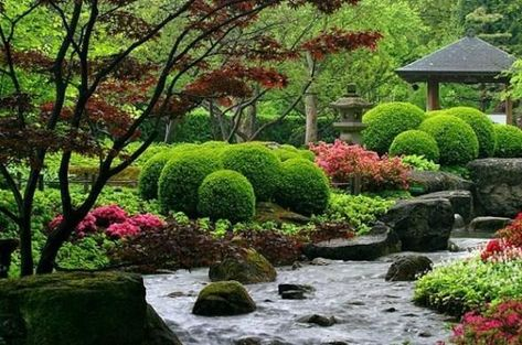 Beautiful Japanese Garden Design for Android