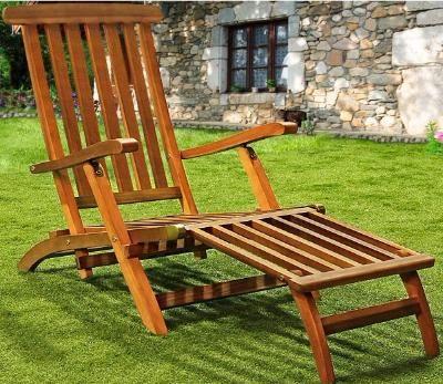 chaise longue pliable