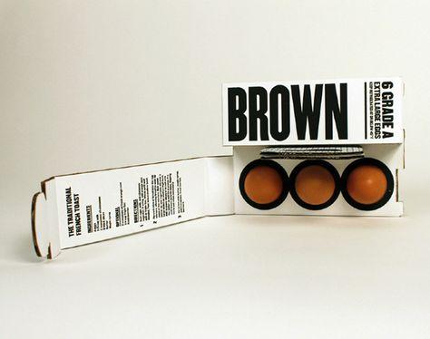 6 Brown Eggs (Concept)