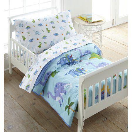 Wildkin Dinosaur Land Toddler Lightweight Comforter Size 58 Inch