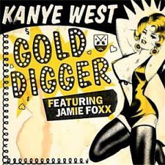 4 06mb Kanye West Gold Digger Ft Jamie Foxx Download Mp3 Waploaded Kanye West Gold Digger Gold Digger Music Album Cover