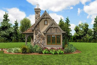 Plan 69531am Whimsical Cottage House Plan Cottage Homes Cottage House Plans Cottage Plan