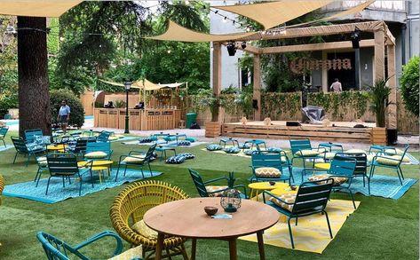 Las Mejores Terrazas De Madrid Madrid Outdoor Furniture