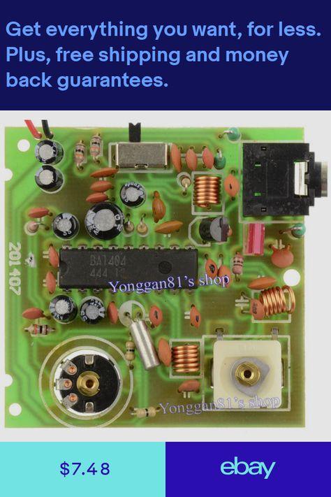 Ham Radio Transmitters Consumer Electronics Ebay Ebay Ham Radio Fm Transmitters