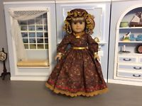 """American Girl Lea/'s Celebration Outfit for 18/"""" Doll ~Dress Sandals Headband~ NEW"""
