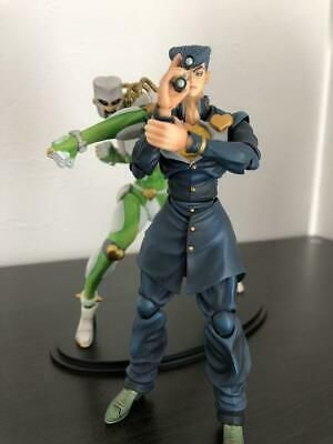 Jojo Shosuke Toho Crazy Diamond Figure In 2020 Action Figures Figures Jojo This version of the super action statue features full articulation and stands about 6 1/4 tall. pinterest