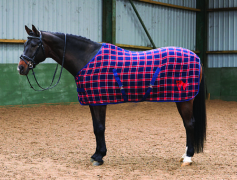Whitaker Waffle Check Rug Equine Horse Rugs Horses