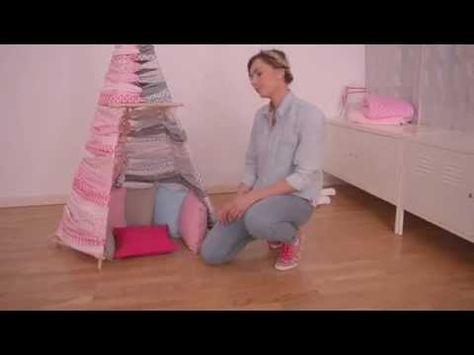 Tipi sans coutures Mes DIY Mondial Tissus - Blog mode Lyon & DIY   Artlex