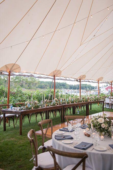 Sperry Tents Rentals Blog Brea Mcdonald Maine Wedding Events