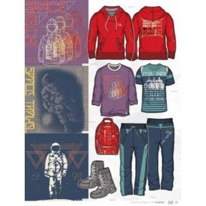 Style Right Kid's Trend Book A/W 2014/2015 incl. DVD