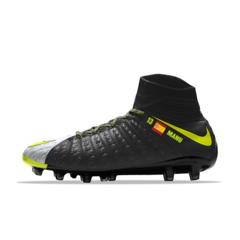 Nike Hypervenom Phantom 3 DF FG iD Botas de fútbol - Hombre ...
