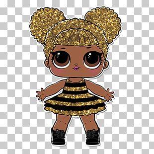 Reina Abeja L O L Sorpresa Serie Brillo De Mga De Entretenimiento Abeja Png Clipart Lol Dolls Queen Bees Black Girl Dolls