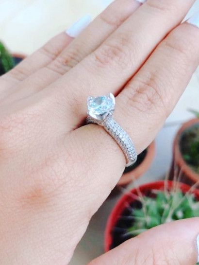 خواتم الماس من Wowforwow Jewelry Rings Engagement Rings