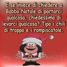 Frasi Divertenti Di Babbo Natale.Risultati Immagini Per Mafalda Frasi Divertenti Natale