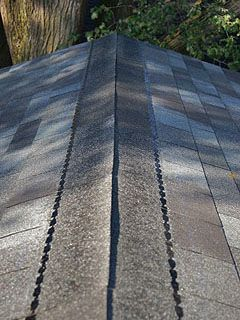 Do It Yourself Roofing 3 Tab Asphalt Roof Shingle Installation With Straight And Uniform Rows Casas