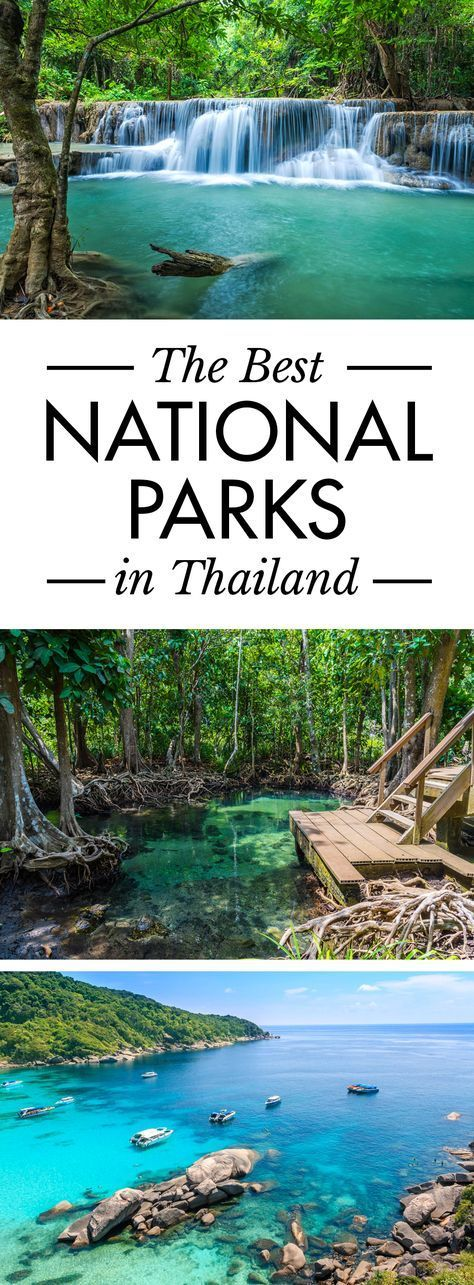 20 Best National Parks in Thailand