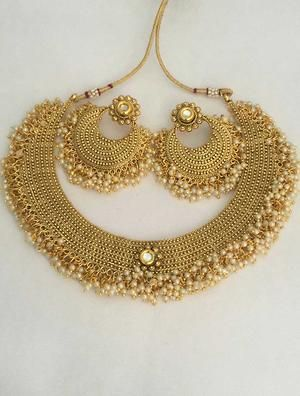 f8a6500d7fdf5 Shop Jewellery Sets at glowroad.com | Indian fashion in 2019 ...