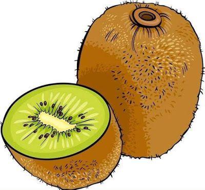 Tareitas Kiwi En 2020 Dibujos De Frutas Frutas Frutas Y Verduras