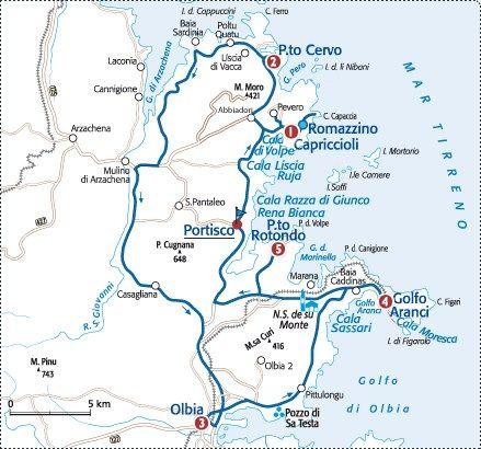 Porto Cervo Costa Smeralda Sardenha Sardenha Loucos Por