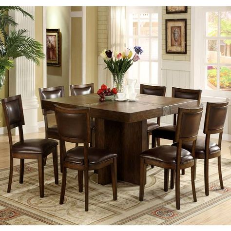 Belize Dining Square Group Riverside Star Furniture