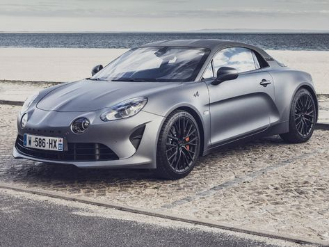 Alpine A110s 2020 Picture 1 Of 94 En 2020 Avec Images