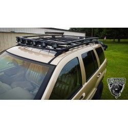 Wj Tubular Roof Rack Curved Roof Rack Jeep Wj Truck Tent