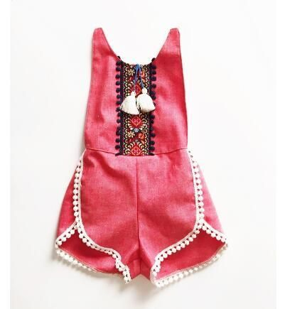 faedfae04d5 baby rompers christmas style baby boutique clothes newborn baby girls  clothes vintage floral girls jumpsuit