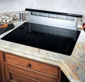 Pop Up Vent For Range Bing Images Cooktop Kitchen Stove