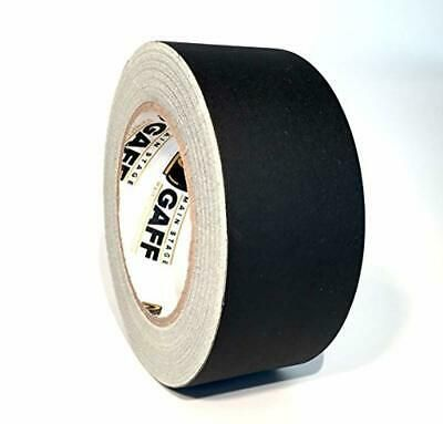 Sponsored Ebay Gaffers Tape 2 Inch By 30 Yard Roll Black