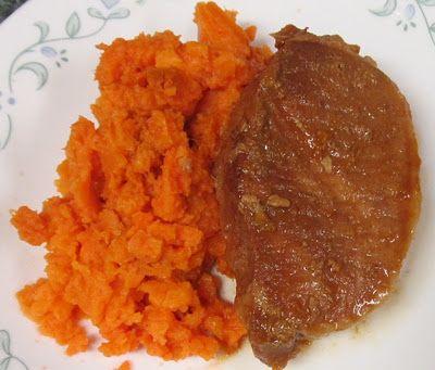 Teriyaki and Apricot Pork Chops